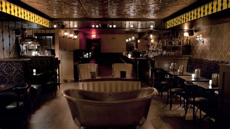 bathtub gin reservations shhhh the top secret bars in nyc cocktails