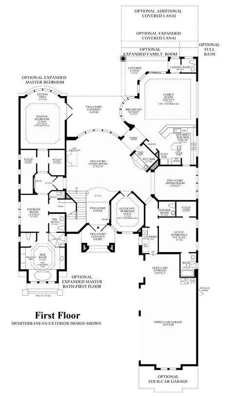 bella villa homes floor plans casabella at windermere the dalenna home design