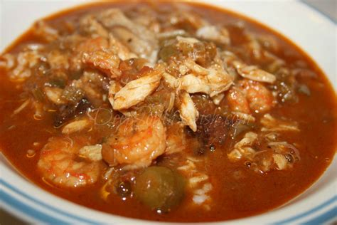 shrimp and okra gumbo recipe dishmaps