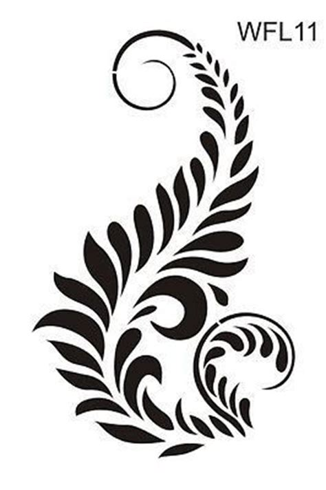 best 25 stencil patterns ideas on pinterest scroll