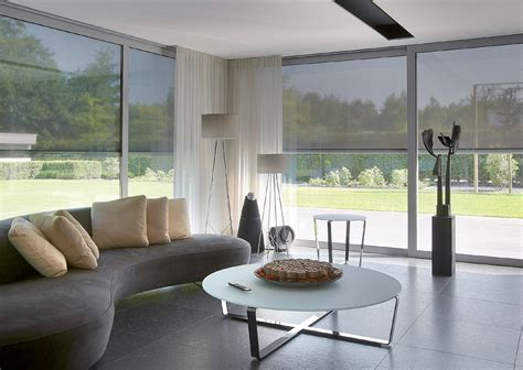 Sichtschutz Fenster Bodentief by Sichtschutz Und Bodentiefe Verglasung So K 246 Nnen Auch