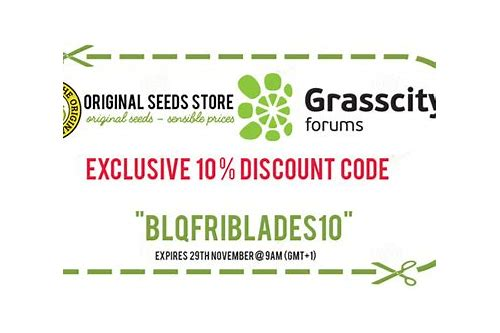 seeds music store coupon code