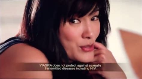 commercial actress viagra asian american commercial watch kelly hu for viagra