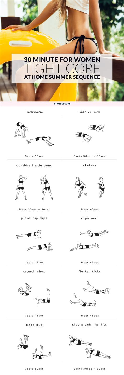 midsection workouts at home 28 images 25 best tummy