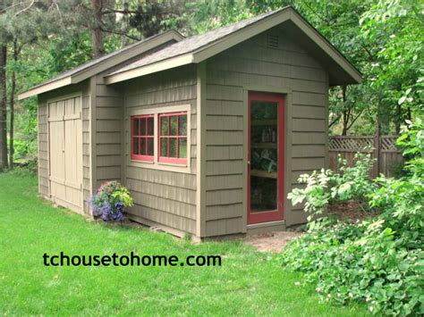 name a plans outdoor storage shed lawn mower