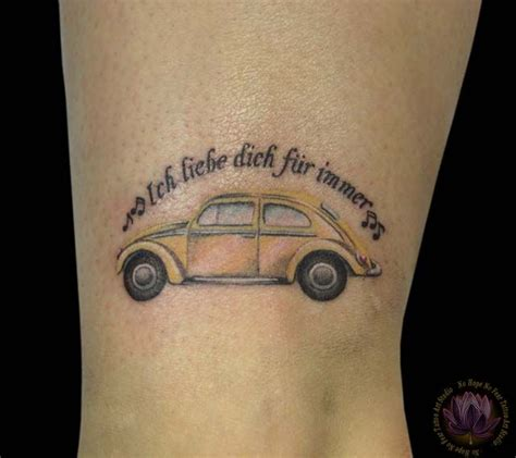 vw beetle tattoo designs 17 best images about vw and volvo tattoos on