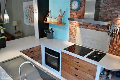 Incroyable Amenagement Cuisine Ouverte Avec Salle A Manger #4: 727114-cuisine-moderne-cuisine-moderne-ouverte-briques.jpg