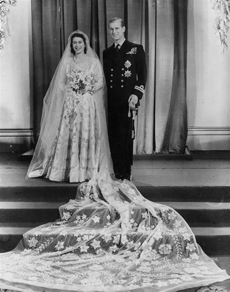 Queen Elizabeth and Prince Philip's wedding video from