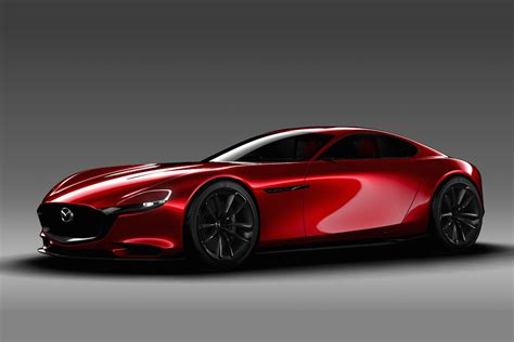 mazda sports car list mazda s rx revival sports car will pack turbocharged