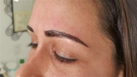 tattoo eyebrows miami miami brows the brow blog by christopher drummond semi