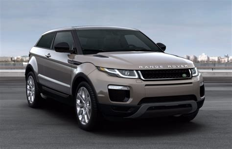 silver range rover evoque range rover evoque restyl 233 2018 couleurs colors