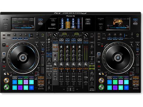 console mixer dj ddj rzx console professionale a 4 canali per rekordbox dj