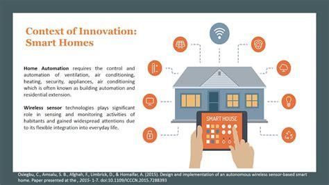 presentation smart homes
