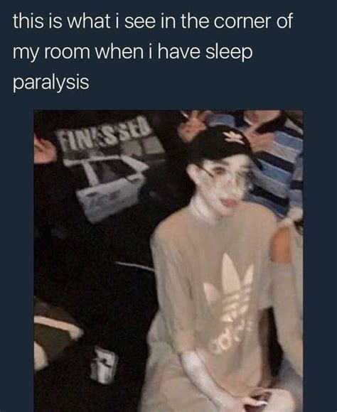 Sleep Paralysis Meme - 15 hilarious james charles memes that will have you in tears