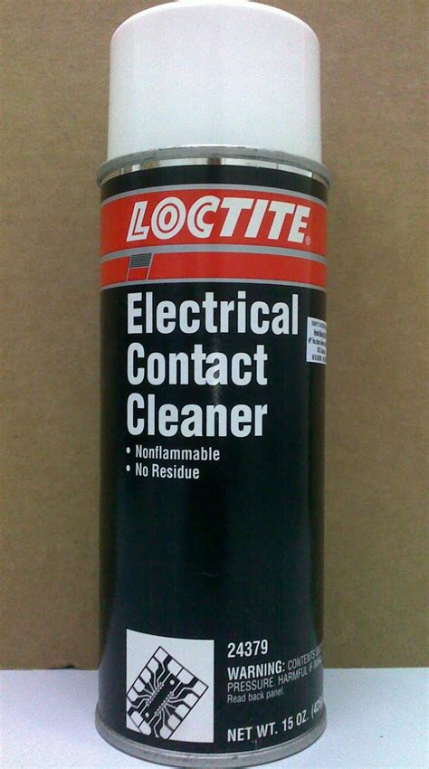 Electrical Contact Cleaner 2
