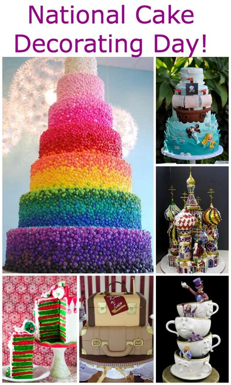 How To Become A Home Decorator by National Cake Decorating Day 10 Ridiculously Amazing Cakes