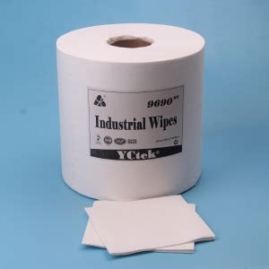 non water based upholstery cleaner low lint non woven fabric wipes for industrial cleaning