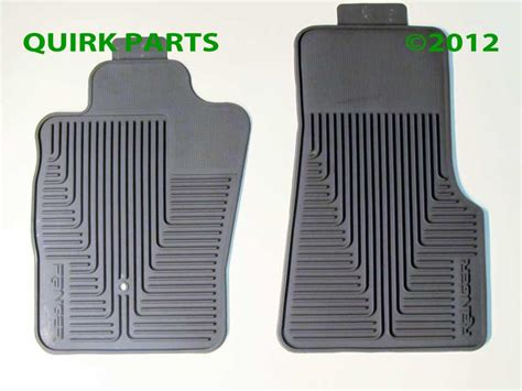 2004 2010 ford ranger floor mats all weather 2