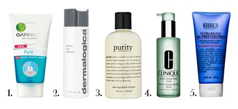 Great Cleansers by Drugstore Wash For Skin All Topic