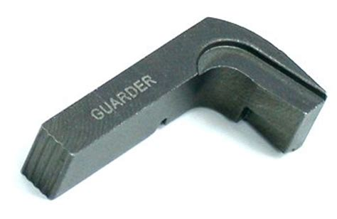 Guarder Glock 12 Steel Magazine Catch For Ksc Glock Series Ksc Kwa Pistols Airsoft Gun Centre