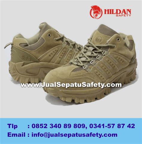Sepatu Safety Army harga toko sepatu 5 11 tactical low boots 4 termurah