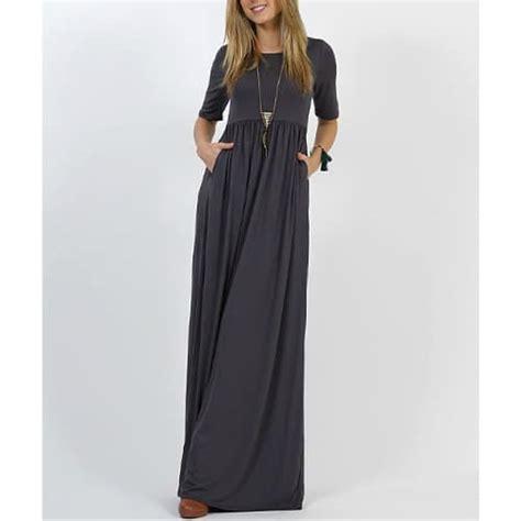 Maxi Pocket Comhi Abu today only zulily 2 pocket maxi dress 15 79 reg 89