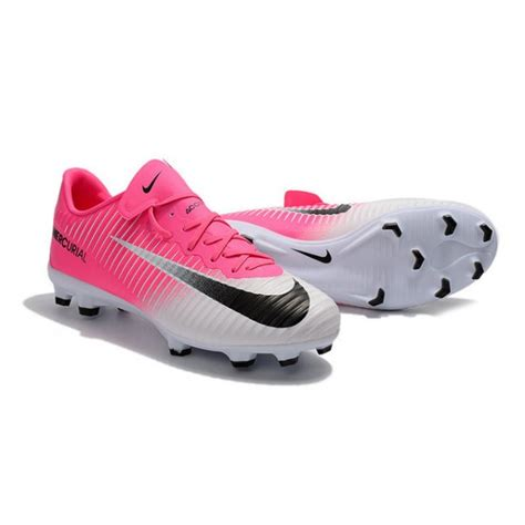 new football shoes nike new football boots nike mercurial vapor 11 fg pink white