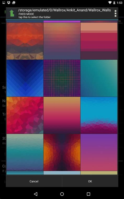 how to set different wallpapers for your home screen pages