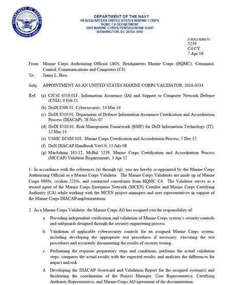 us army appointment letter us navy appointment letter 28 images appointment