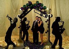 jazz decorations theme 1000 images about all that jazz on prom