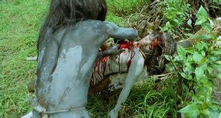 obrolan pagi hari cannibal holocaust film suku pedalaman  sadis