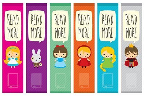 printable bookmarks for kids bookmark free printables creative kitchen