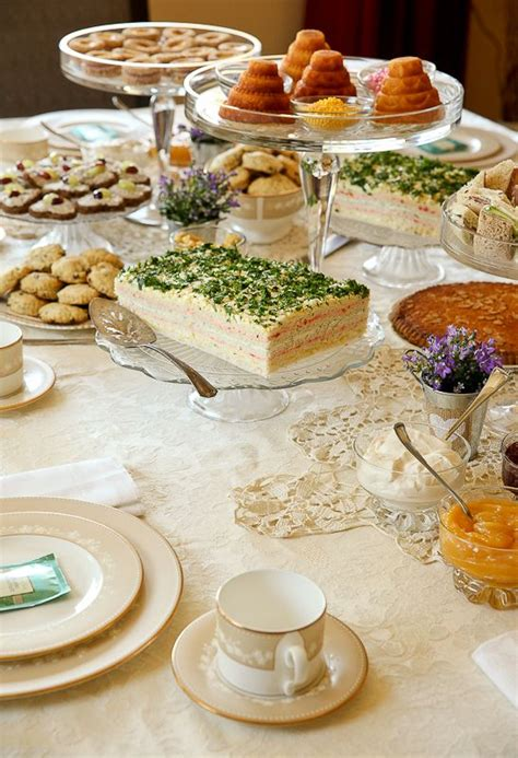bridal shower tea sandwiches and more sandwiches