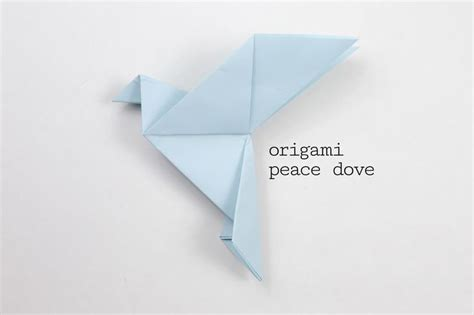 Learn Origami Step By Step - best 25 peace dove ideas on peace bird