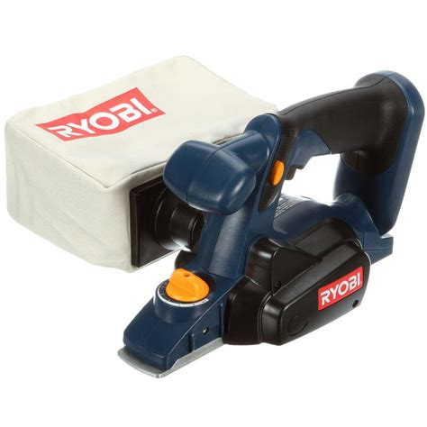 ryobi one 18 volt 1 1 2 in cordless planer tool
