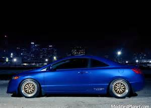 2008 honda civic si with 17 quot x 9 quot bbs lm wheels