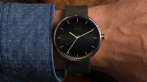 Android Wear Faces by Creating A With Android Wear Api Part 1
