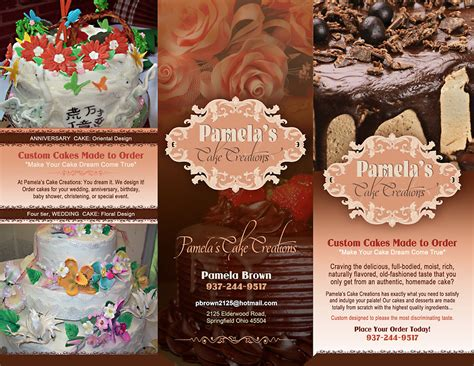 Wedding Cake Brochure by Wedding Cake Brochure Ideas Wedding Cakes And Qr Codes