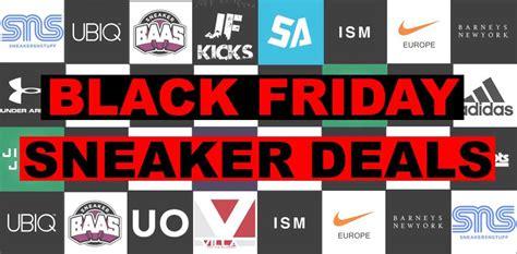 sneaker deals 2017 black friday cyber monday sneaker deals
