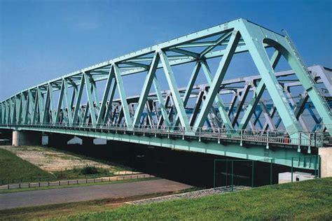 Jembatan Rangka Baja jembatan rangka baja pabrikator lokal punya kompetensi