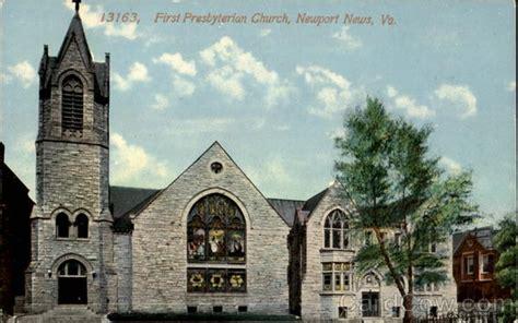 churches in newport news va