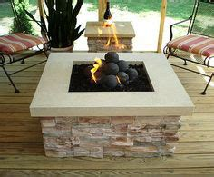1000 Images About Landscaping Ideas On Pinterest Water Gaslight Firepit