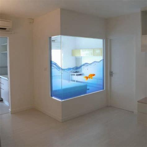aquarium design vorschläge sticker aquarium g 233 ant effet trompe l oeil blufffant de