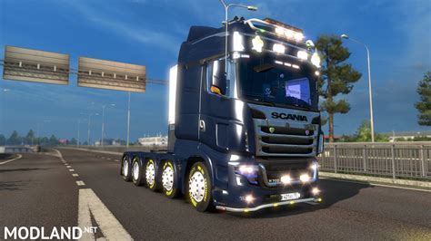 euro truck simulator 2 euro truck simulator 2 pc games scania r700 new 1 21 1 4 mod for ets 2