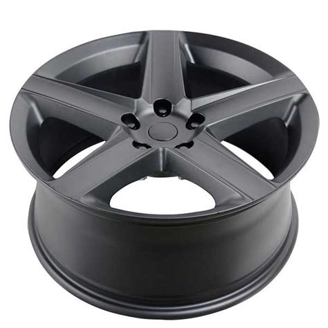 jeep srt matte black wheel replicas jeep srt 8 matte black 4wheelonline com
