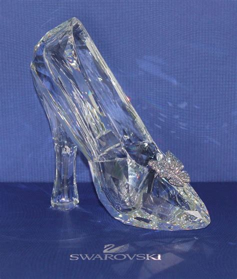 cinderlla slipper new disney cinderella slipper swarovski le 50