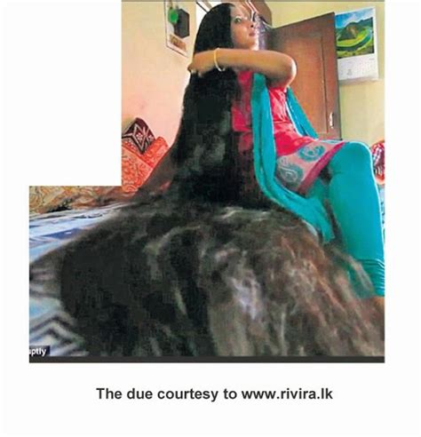 world guiness record holder for longest pubic hair lowa wata the indian rapunzel woman with seven foot long