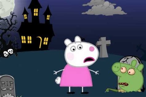 george sson get up on the floor lyrics spoof episodes of peppa pig trick children into