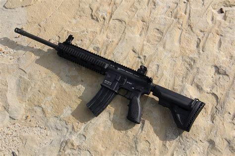 Trigger Guard M4 M4a1 Hk416 gun review hk mr556a1 the firearm blogthe firearm