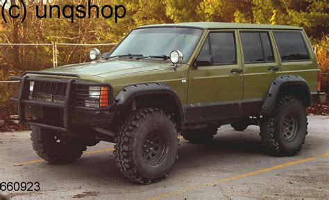 wide jeep wide arches jeep grand xj